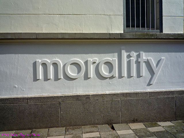 We Don't Need Religion For Morality