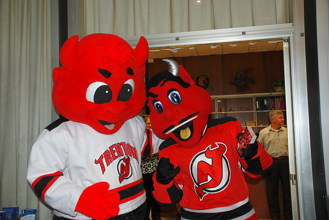 Why Are Christians Cool With Devil Mascots