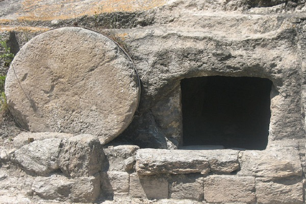 Tomb of Jesus date