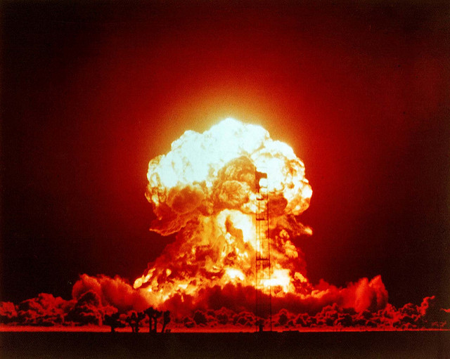 Religion Can Be Used to Eliminate Nuclear Weapons