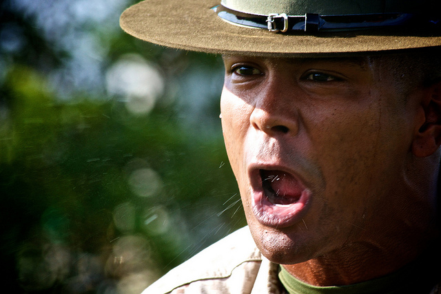 Marine Drill Instructor Given 10 Years  For Islamophobia Abuse