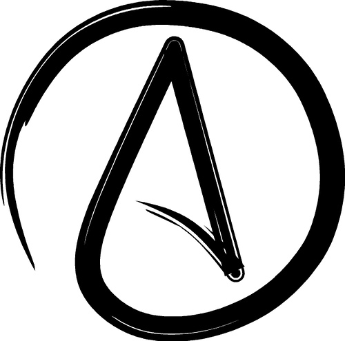 Atheist Flag To FLy Above 10 Commandments