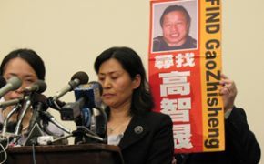 Imprisoned Chinese Christian Lawyer is Recaptured in Daring Escape