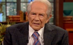 Anti-Depressants to Blame for Church Shooting, Not Guns, According to Pat Robertson