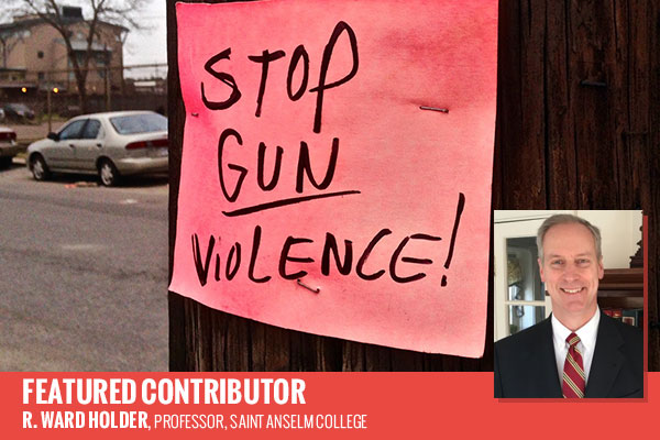 """Stop Gun Violence"" by Bart Everson is licensed under  CC BY 2.0"