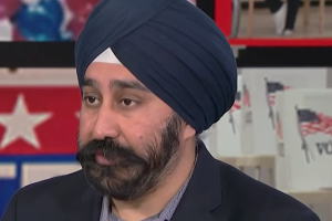 First Sikh Mayor of New Jersey