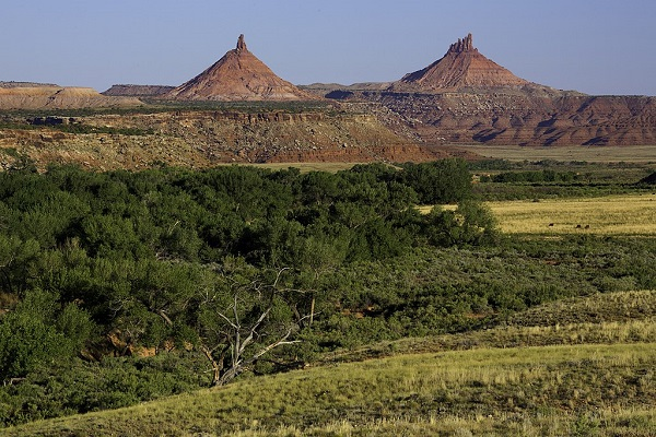 Donald Trump Bears Ears and Grand Staircase