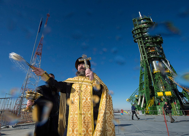 Russia Blames Religion For Failed Rocket
