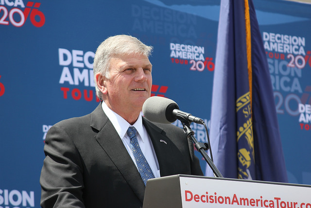 UK Politicians Want To Ban Franklin Graham