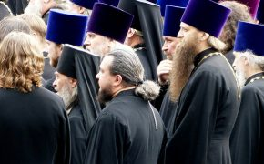 Russian Orthodox Bishop Promotes Anti-Semitic Conspiracy Theory