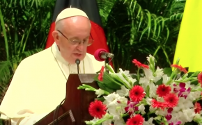 Pope Francis Continues World Tour With Bangladesh