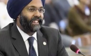New Jersey Elects First Sikh Attorney General