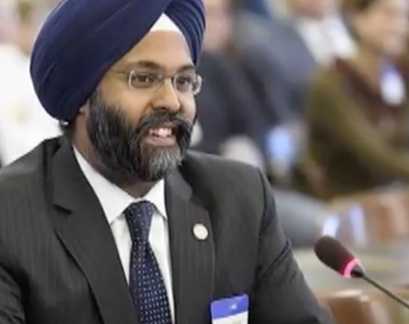 New Jersey Has First Sikh Attorney General