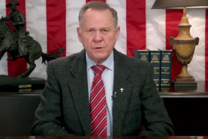 Roy Moore's Effect on Evangelical Christians