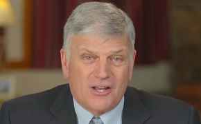 Franklin Graham Attacks Rosie O'Donnell's Comments on  Paul Ryan