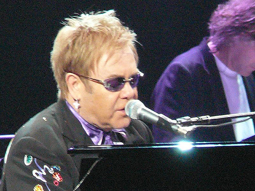 Elton John's Battle Against Christianity