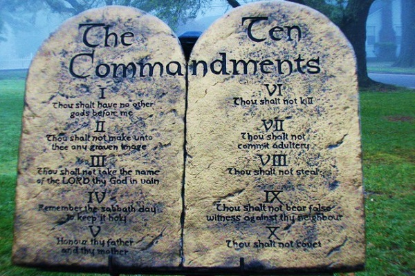 Ten Commandments in Mississippi schools
