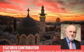 Why does the Ecumenical Patriarch ignore the problem of Jerusalem?