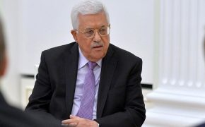 "Mahmoud Abbas says Trump Must Choose: ""Jerusalem is the Gate of Peace and War"""