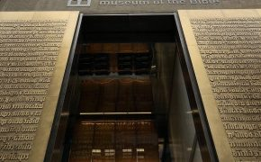 "The Museum of the Bible is an ""'Ark of the Covenant' for Our Nation"""