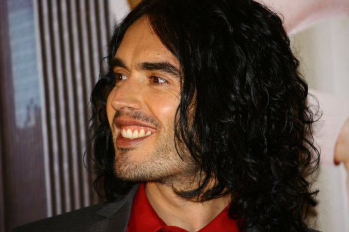 Russell Brand Declares Himself Closer to Jesus