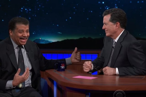 Neil deGrasse Tyson Catholicism is science friendly religion