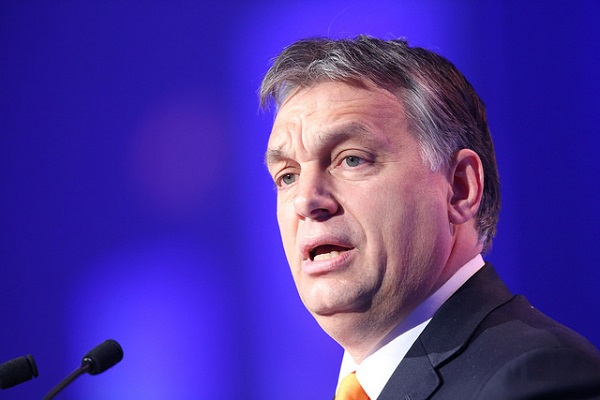 Hungarian PM Calls for Worldwide Alliance Migration