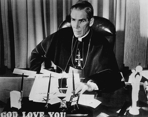 The Battle Within The Catholic Church for the Remains of America's First Televangelist