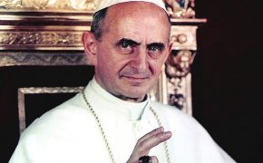 Pope Francis Announces Canonization of Paul VI