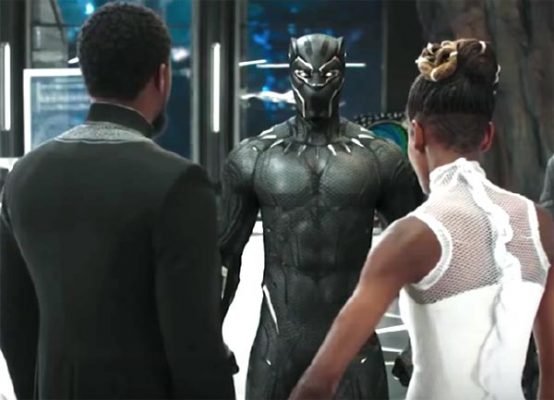 What The Movie Black Panther Teaches Us About Religion