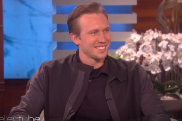 Nick Foles on Ellen