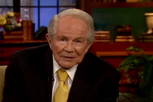 Pat Robertson is Home Recovering after Stroke