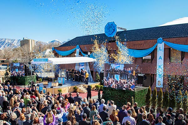 Salt Lake City Scientology Church Grand Opening