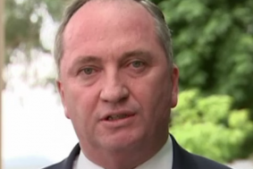 Australian Politician Who Attacked Gay Marriage Leaves Wife for Lover