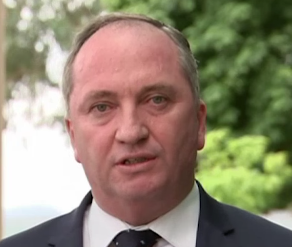 Prime Minister Malcolm Turnbull 'frustrated' with his deputy PM Barnaby Joyce