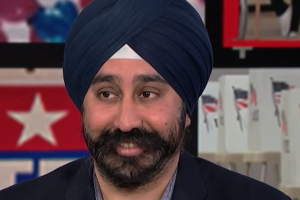 New Jersey's First Sikh Mayor Target of Discrimination