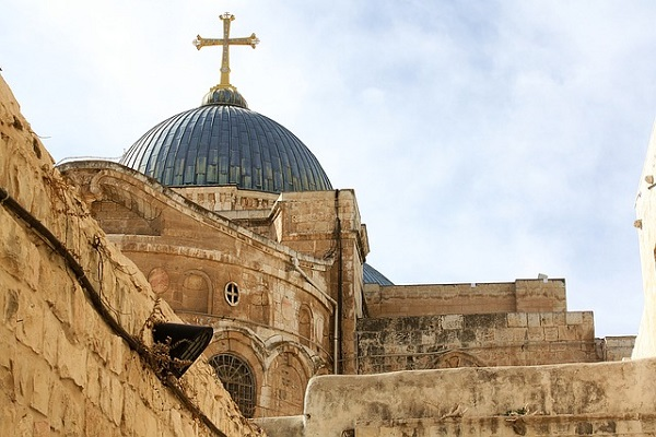 Plans suspended to tax Jerusalem church properties