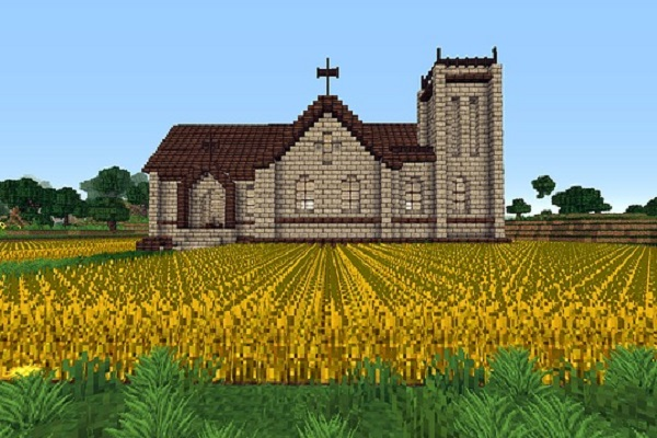 The Connection of Minecraft and Religion