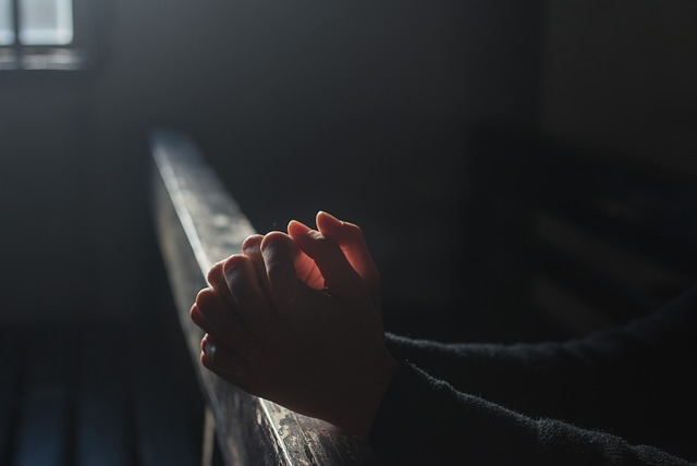 Do Christians really believe in the power of prayer?