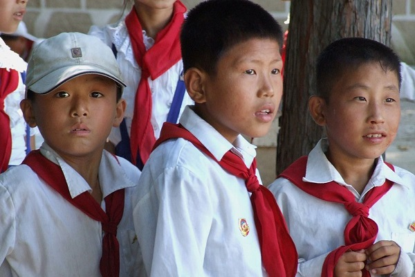Children are Taught Christianity is Evil in North Korea