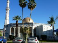 Interfaith Community Gathered in Support of Vandalized Mosque