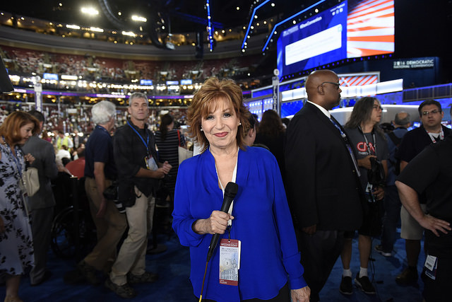 Joy Behar Finally Apologizes to Pence