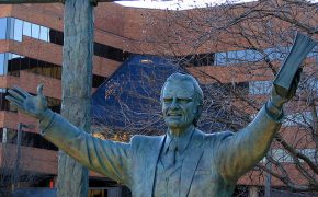 Should There Be A Statue of  Billy Graham in the Capitol?