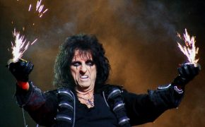 "Religion of Alice Cooper: ""Every Word of the Bible is True"""