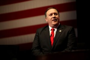 Mike Pompeo for Secretary of State Angers Muslims