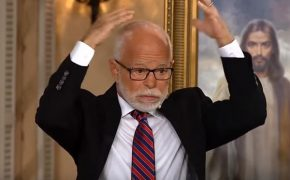 Oh No! Jim Bakker Says It's The End of The World…Again