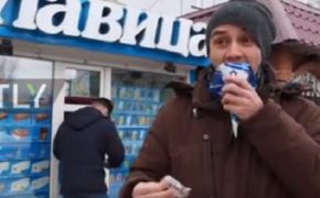 "Russian Ice Cream Company Launches ""Poor Jews"" Product"
