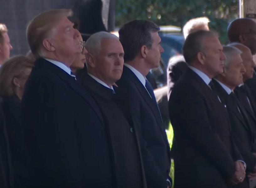 Would Billy Graham Have Wanted Trump At His Funeral?