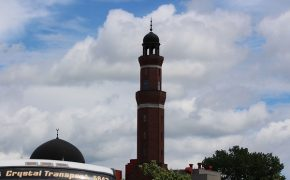 Muslims Teach About Islam During Open Mosque Day