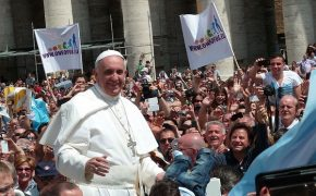 Pope Francis Says Church Should Apologize to the LGBT